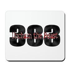 Unchain the beast 383 stroker Mousepad