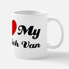 I love my Turkish Van Mug