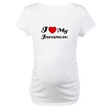 I love my javanese Shirt