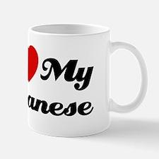 I love my javanese Mug