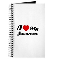 I love my javanese Journal