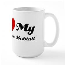 I love my American Bobtail Mug