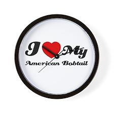 I love my American Bobtail Wall Clock