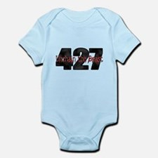 Unchain 427 cubic inches of p Infant Bodysuit