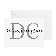 Washington thru DC Greeting Cards (Pk of 10)