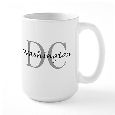 Washington thru DC Large Mug