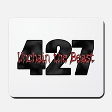 Unchain 427 cubic inches of p Mousepad
