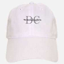 Washington thru DC Baseball Baseball Cap