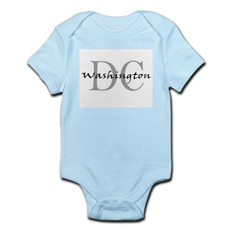 Washington thru DC Infant Creeper