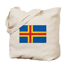 Åland Flag Tote Bag