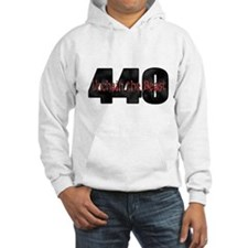 Unchain the monster Mopar 440 Hoodie
