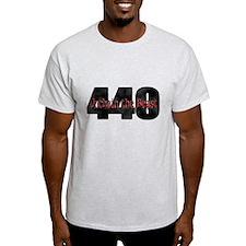 Unchain the monster Mopar 440 T-Shirt