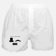 Classic Gentleman Boxer Shorts