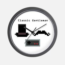 Classic Gentleman Wall Clock