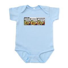 0348 - Rusty wrench Infant Bodysuit