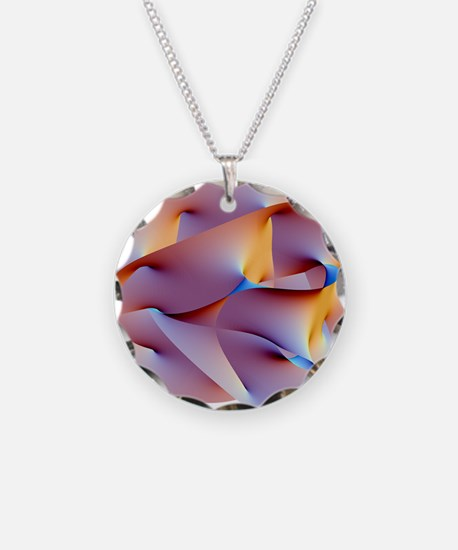 String Theory Visualization Necklace