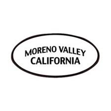 Moreno Valley California Patches
