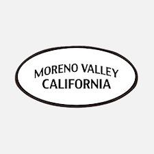 Moreno Valley California Patches