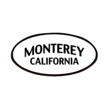 Monterey California Patches