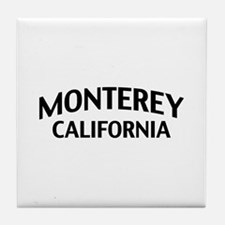 Monterey California Tile Coaster
