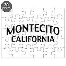 Montecito California Puzzle