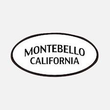 Montebello California Patches