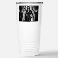 Brides of Dracula Stainless Steel Travel Mug