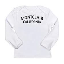 Montclair California Long Sleeve Infant T-Shirt