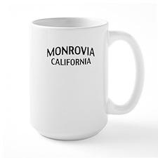 Monrovia California Mug