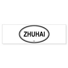 Zhuhai, China euro Bumper Bumper Sticker