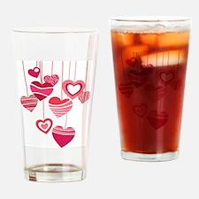 ELEGANT LADY Drinking Glass