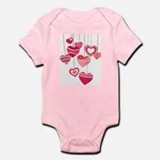 Elegant Lady Infant Bodysuit