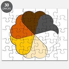 Bear Pride Hearts Puzzle
