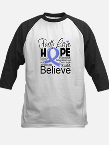 Faith Hope Esophageal Cancer Tee