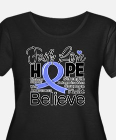 Faith Hope Esophageal Cancer T