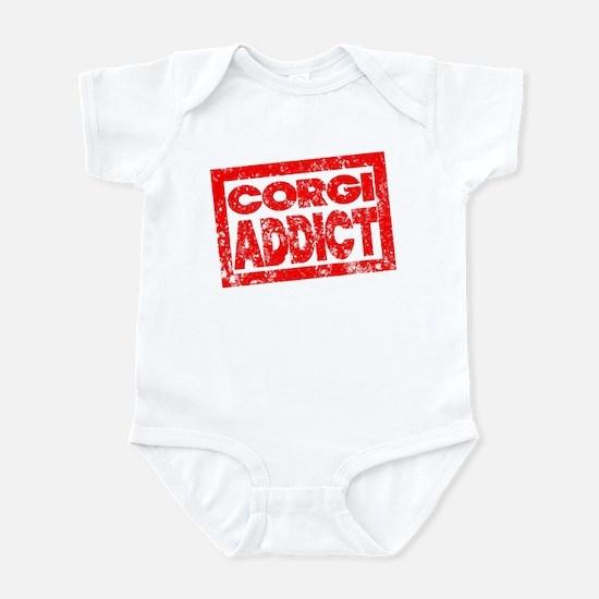 Corgi ADDICT Infant Bodysuit