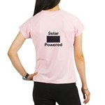 Solar Powered Performance Dry T-Shirt Back Only