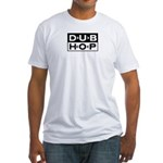 Dub Hop - Fitted T-Shirt