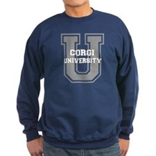 Corgi UNIVERSITY Sweatshirt