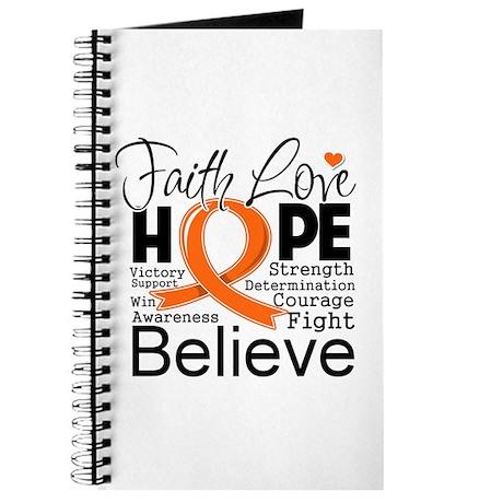 Faith Hope Leukemia Journal