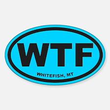 Whitefish Decal