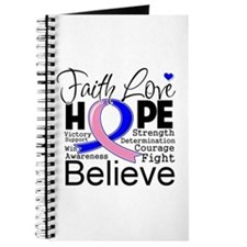 Faith Hope Male Breast Cancer Journal