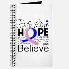 Faith Hope Male Breast Cancer Journal