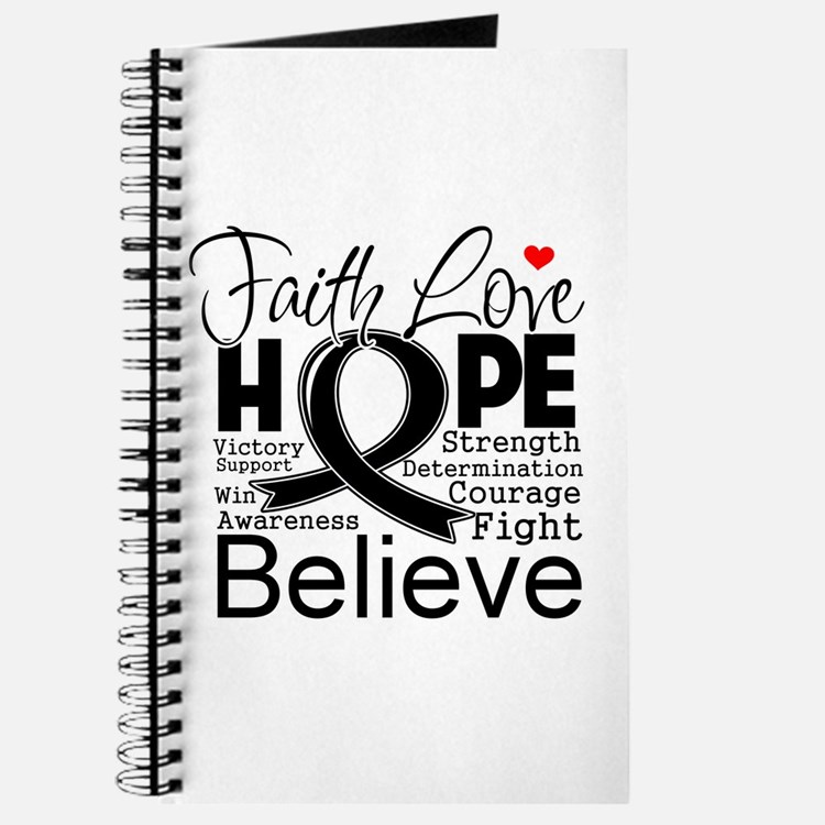 Faith Hope Melanoma Journal