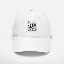 Faith Hope Melanoma Baseball Baseball Cap