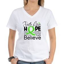 Faith Non-Hodgkins Lymphoma Shirt