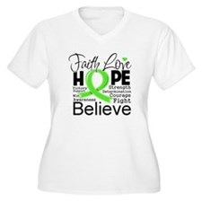 Faith Non-Hodgkins Lymphoma T-Shirt