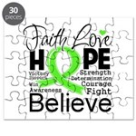 Faith Non-Hodgkins Lymphoma Puzzle