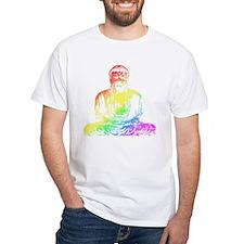 Rainbow Buddha Graphic T-Shirt