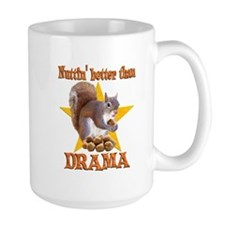 Drama Squirrel Mug